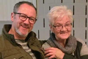 Robert et Jeanine Préville