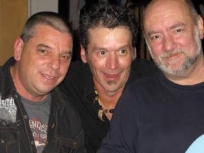 Alain Préville, Marco Cayer, Luc Savoie